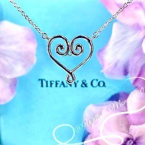Tiffany & Co. Paloma Picasso Paloma's Venezia Goldoni Heart Pendant